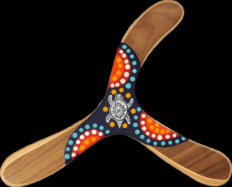 Bumerang Warramba - Pravoruký