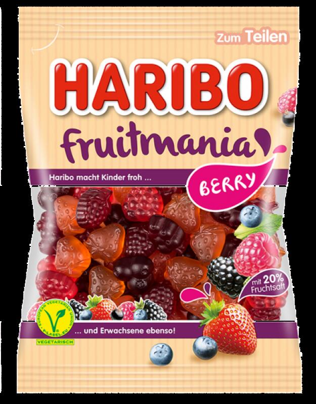 Fruitmania Berry 85 g