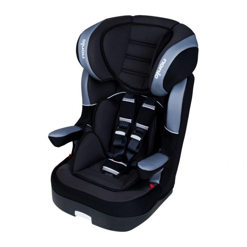 Autosedačka Migo Myla Premium 2017 black - černá