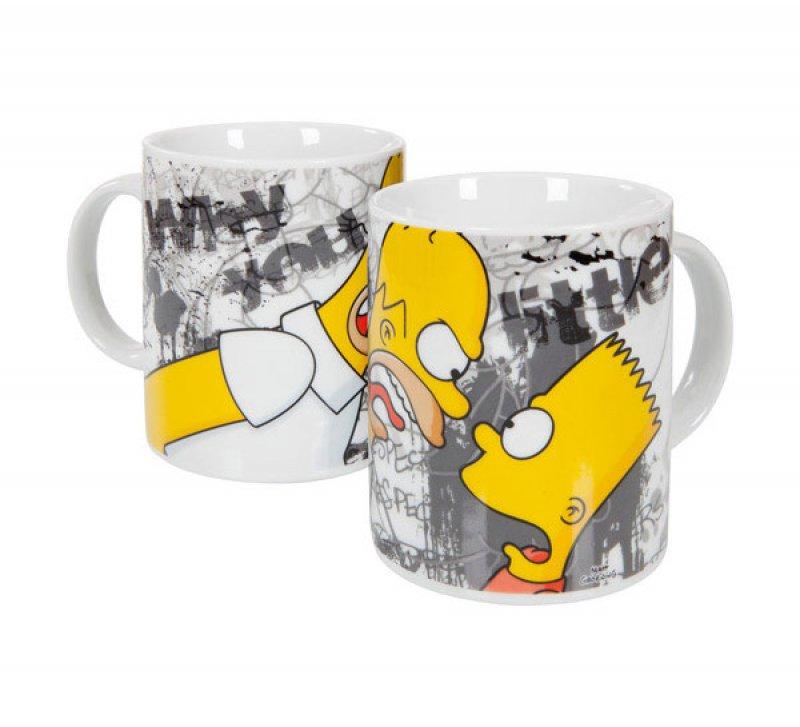 Hrnek Simpsonovi - Why You Little