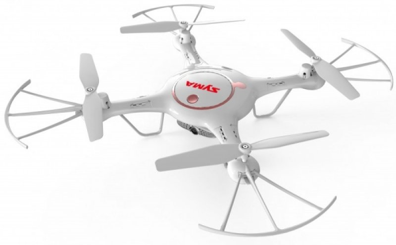 SYMA X5UW-D - s pohyblivou HD kamerou