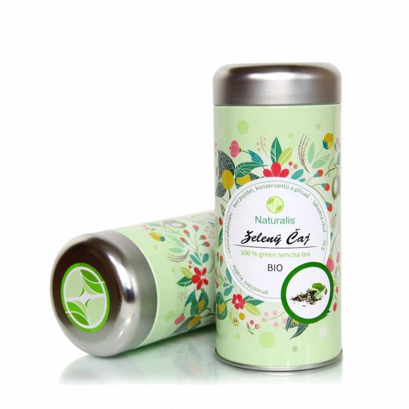 Zelený Čaj Naturalis BIO - 70g