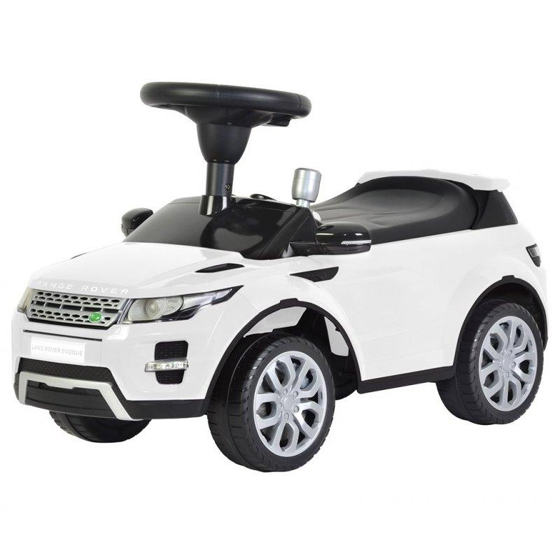 Dětské odrážedlo Bayo Range Rover Evoque - white - bílá