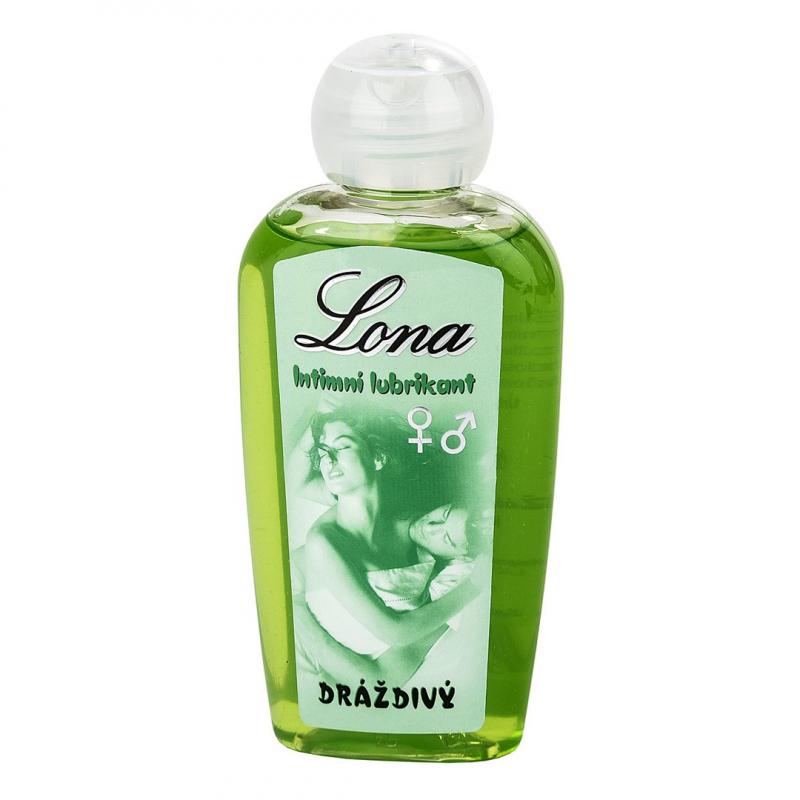 Lona lubrikační gel - DRÁŽDIVÁ