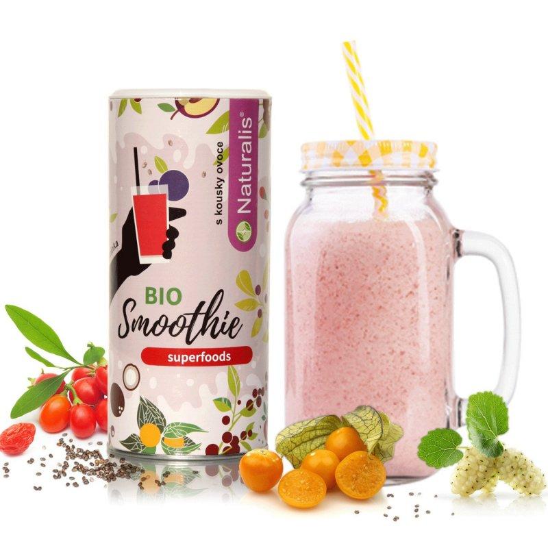 Smoothie Naturalis se Superfoods BIO - 180g