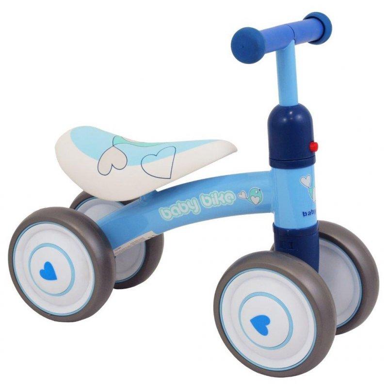 Dětské odrážedlo Baby Mix Baby Bike - blue - modrá