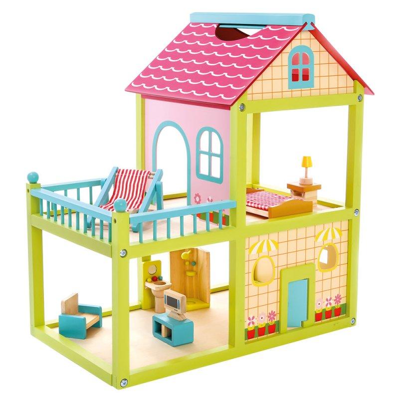 Bino Domeček pro panenky Natálie
