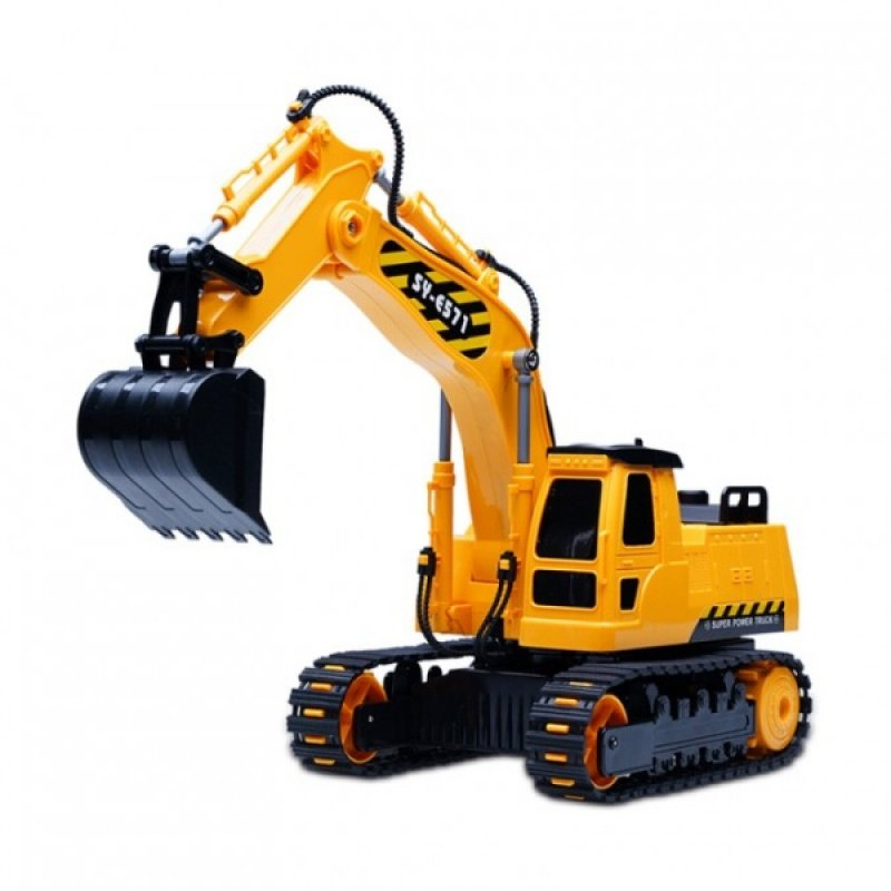 BAGR Excavator 1:26 - na dálkové ovládání
