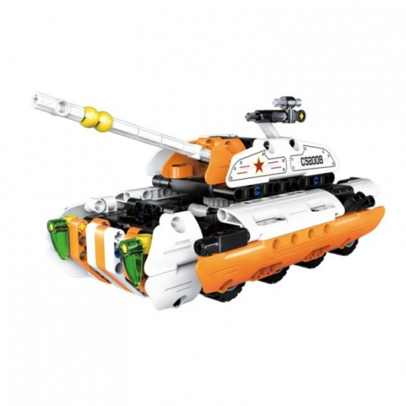 Tank Transformer na setrvačník 294 dílků (C52008W)