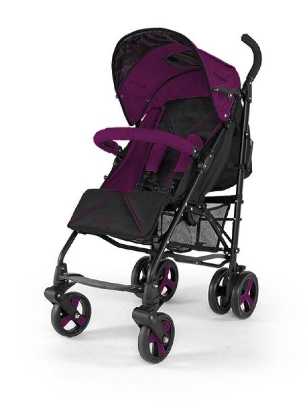 Golfový Kočárek Milly Mally ROYAL - purple - fialová