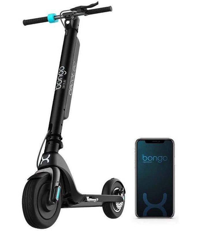 Elektrická koloběžka Bongo A Advance Connected Max