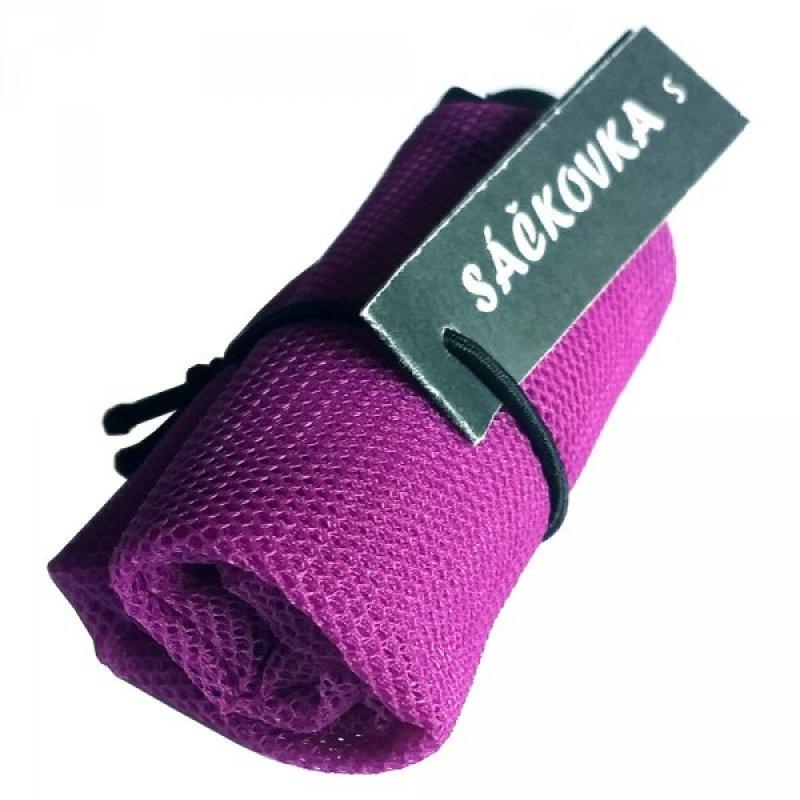 Sáčkovka - S - fialová