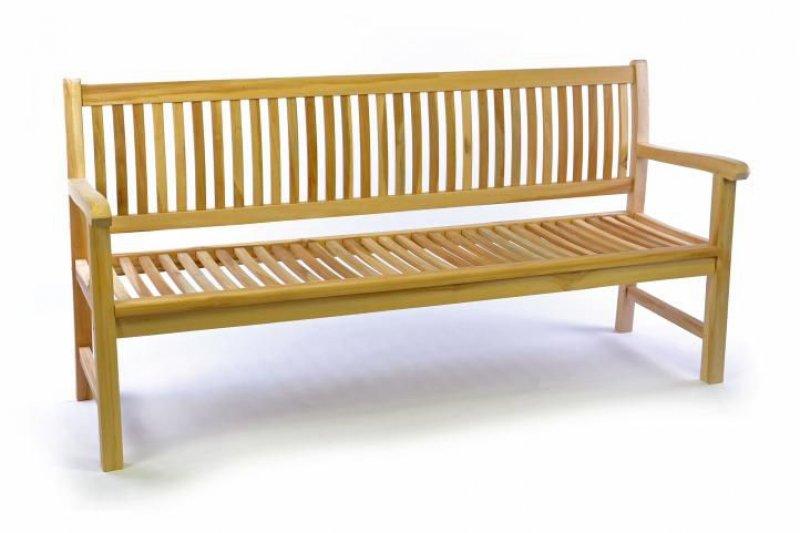 Zahradní lavice DIVERO 3-místná 180 cm