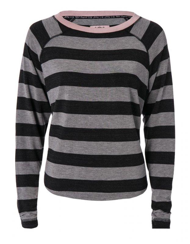 Dámské tričko s dlouhým rukávem 856012 - M