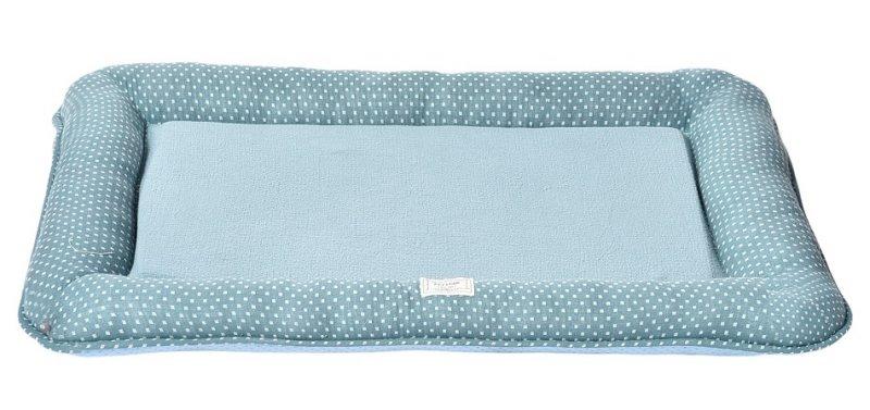 Modrá matrace pro psy - 70x49 cm