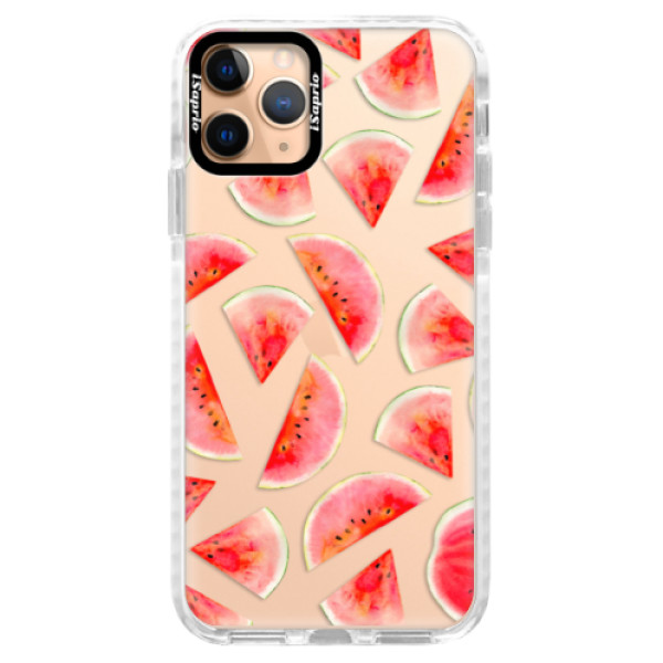 Silikonové pouzdro Bumper iSaprio - Melon Pattern 02 - iPhone 11 Pro