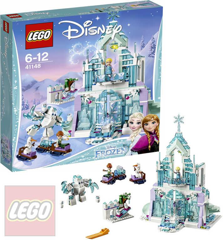 LEGO PRINCESS Elsyn palác Frozen (Ledové Království) 41148 STAVEBNICE