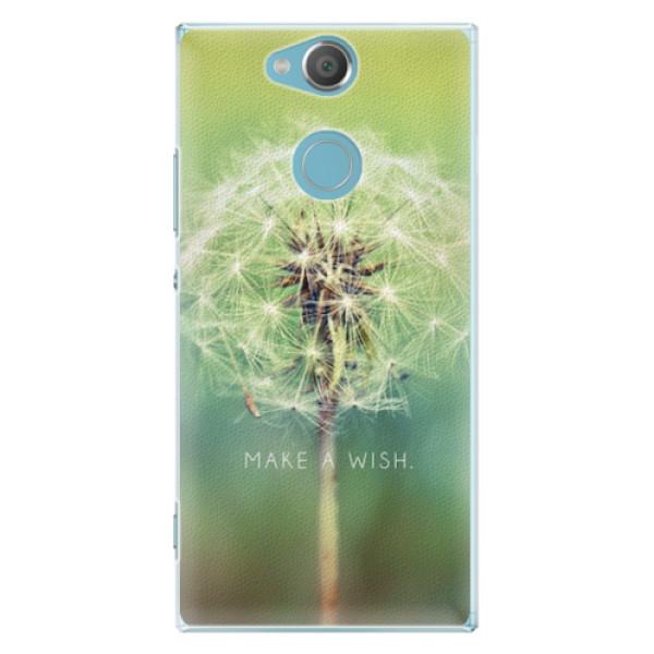 Plastové pouzdro iSaprio - Wish - Sony Xperia XA2