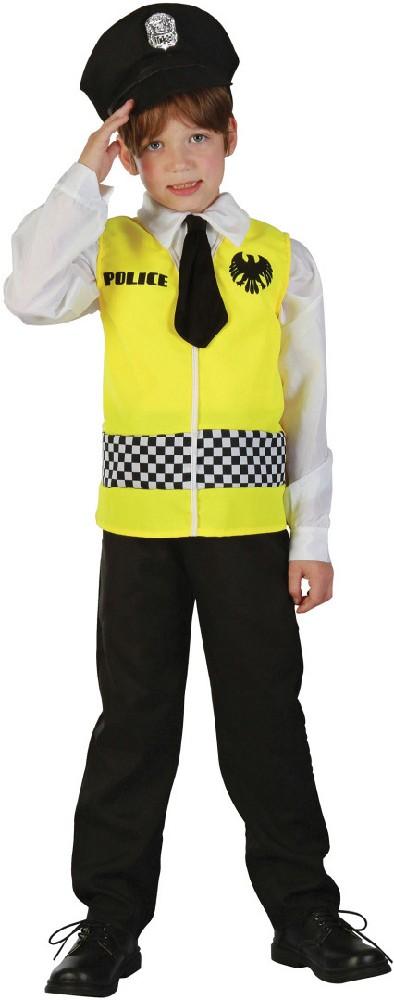 KARNEVAL Šaty Policie /M/ Kostým policejní