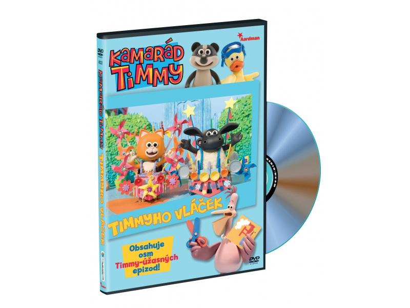 DVD Kamarád ovečka Timmy - Timmyho vláček