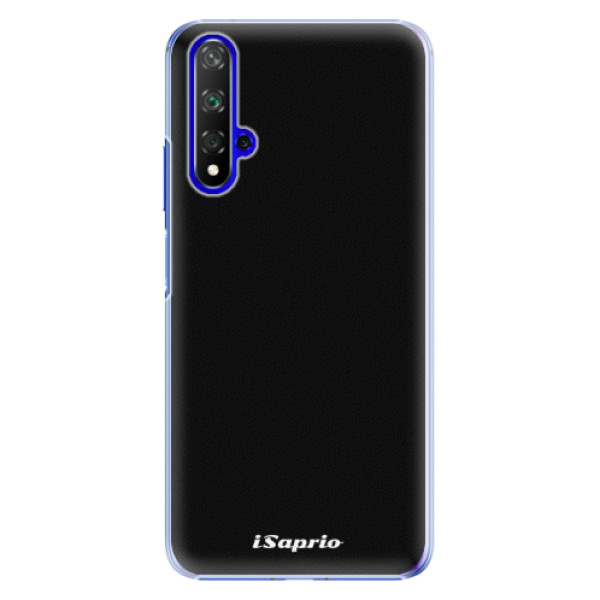 Plastové pouzdro iSaprio - 4Pure - černý - Huawei Honor 20