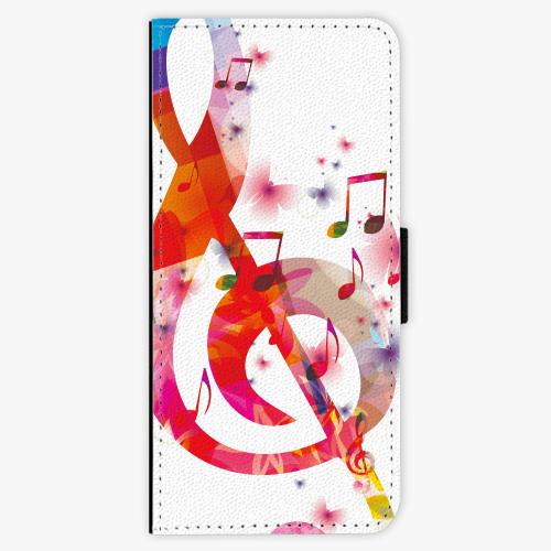 Flipové pouzdro iSaprio - Love Music - Samsung Galaxy Note 8