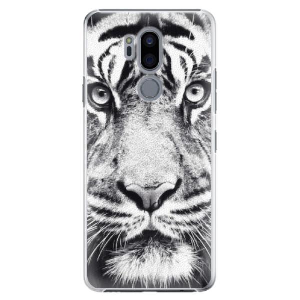 Plastové pouzdro iSaprio - Tiger Face - LG G7