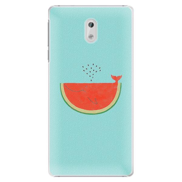 Plastové pouzdro iSaprio - Melon - Nokia 3