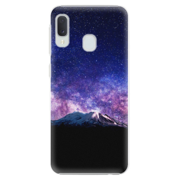 Plastové pouzdro iSaprio - Milky Way - Samsung Galaxy A20e