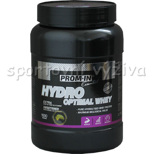 Essential Optimal Hydro Whey - 1000g-latte-macchiato