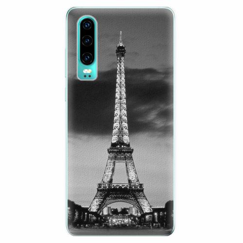 Silikonové pouzdro iSaprio - Midnight in Paris - Huawei P30