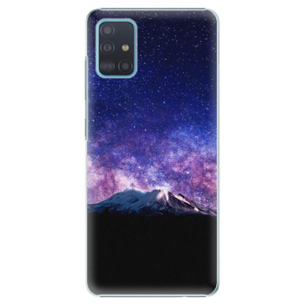Plastové pouzdro iSaprio - Milky Way - Samsung Galaxy A51