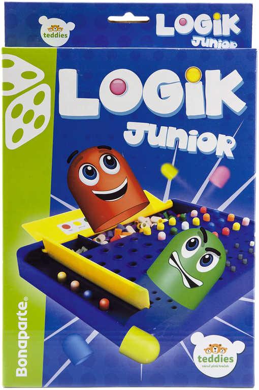 BONAPARTE Hra Logik junior hlavolam v krabici *SPOLEČENSKÉ HRY*