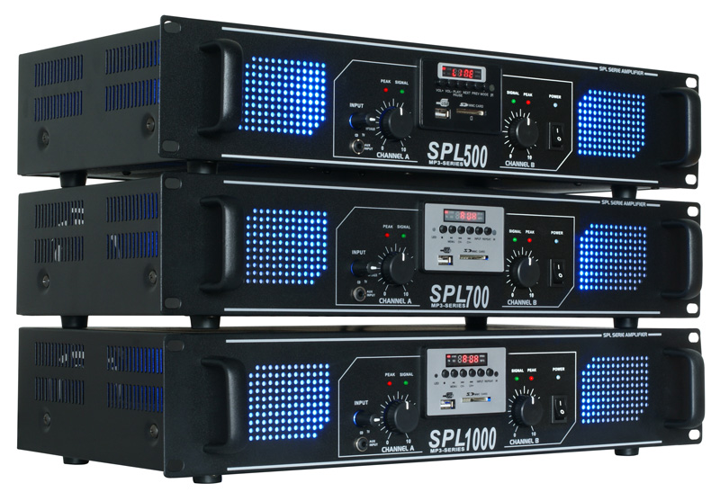 Skytec SPL-1000, Hi-Fi zesilovač s MP3 a tunerem