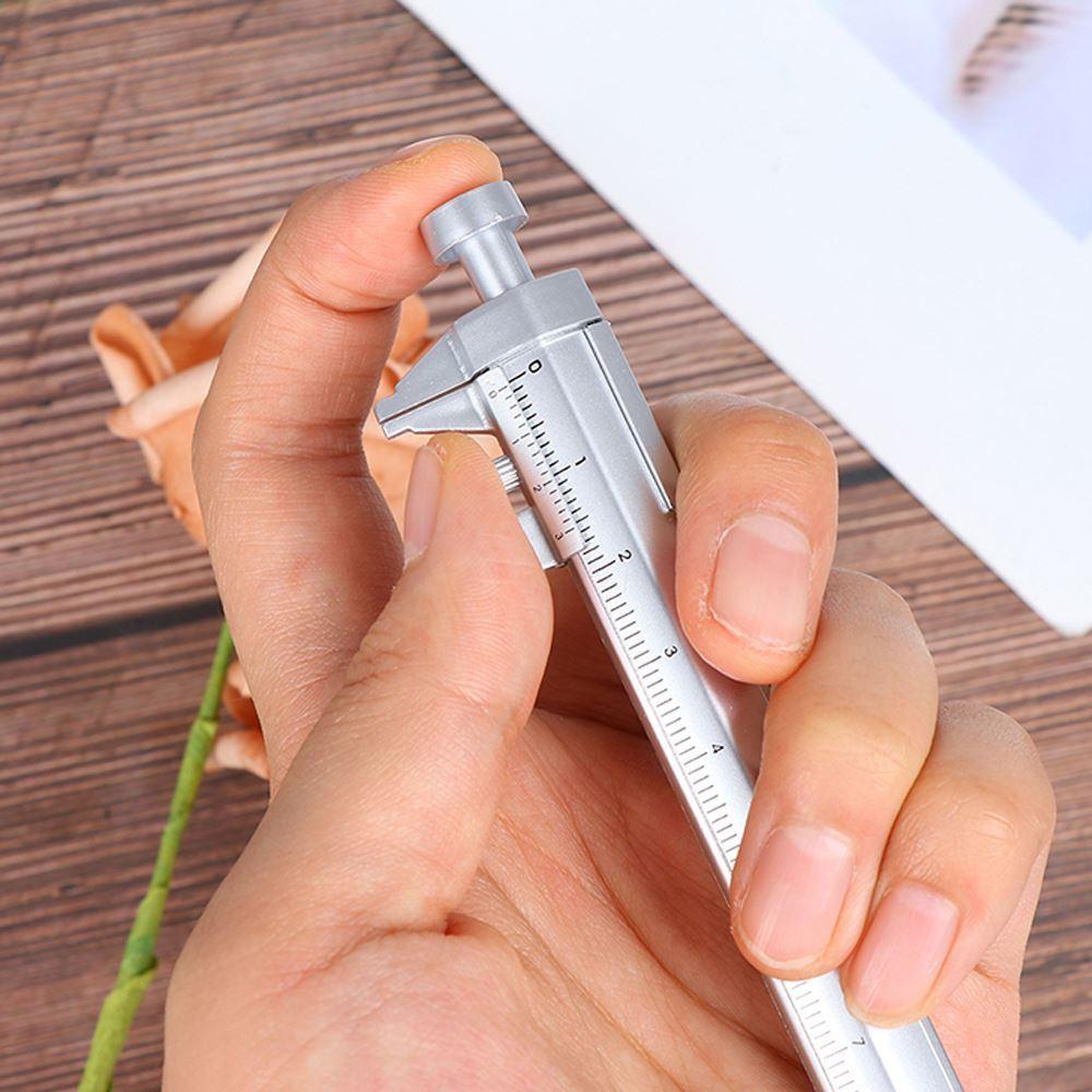 Multifunkční pero se šuplerou