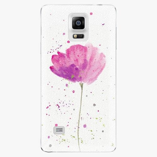 Plastový kryt iSaprio - Poppies - Samsung Galaxy Note 4