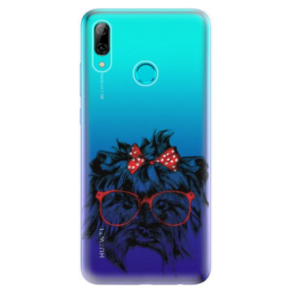 Odolné silikonové pouzdro iSaprio - Dog 03 - Huawei P Smart 2019
