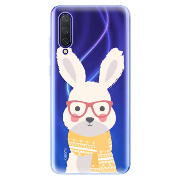 Odolné silikonové pouzdro iSaprio - Smart Rabbit - Xiaomi Mi 9 Lite