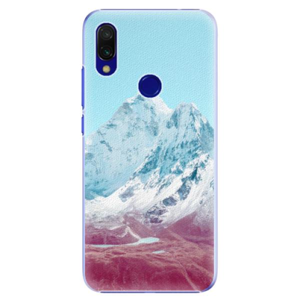 Plastové pouzdro iSaprio - Highest Mountains 01 - Xiaomi Redmi 7
