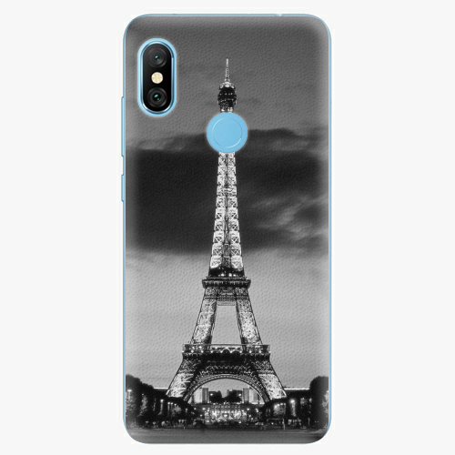 Plastový kryt iSaprio - Midnight in Paris - Xiaomi Redmi Note 6 Pro