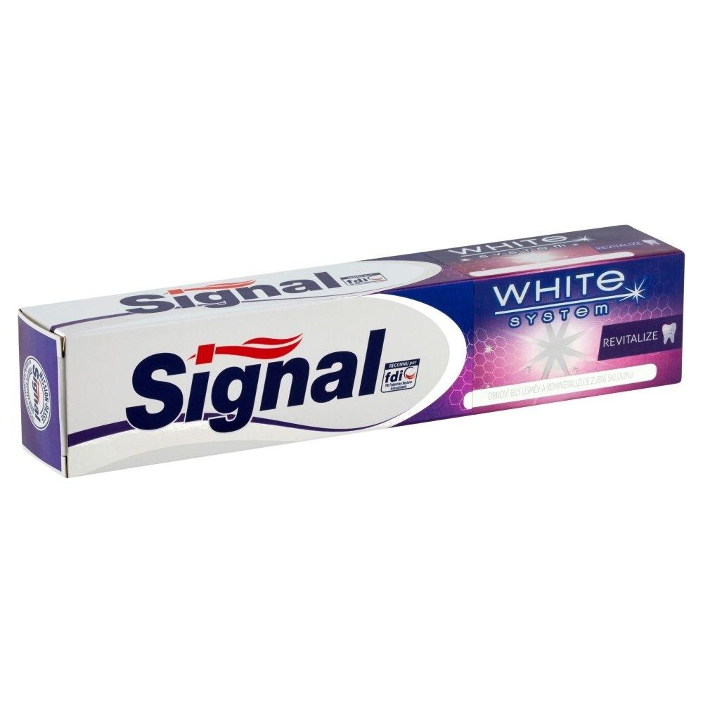 White System Revitalize zubní pasta 75 ml