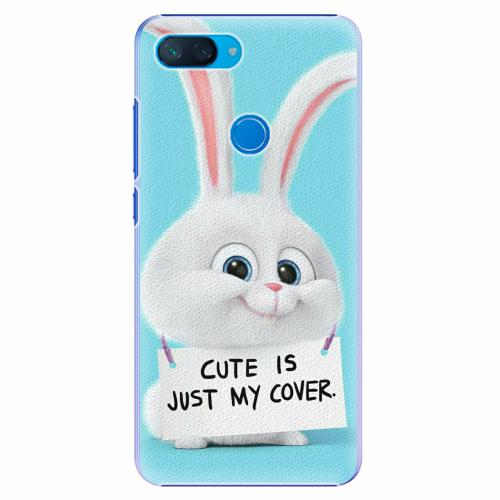 Plastový kryt iSaprio - My Cover - Xiaomi Mi 8 Lite
