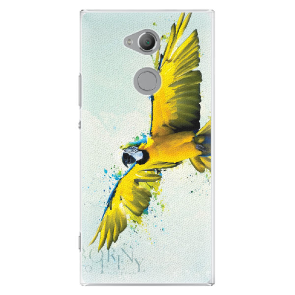 Plastové pouzdro iSaprio - Born to Fly - Sony Xperia XA2 Ultra