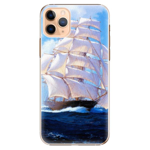 Plastové pouzdro iSaprio - Sailing Boat - iPhone 11 Pro Max
