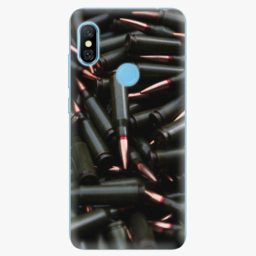 Plastový kryt iSaprio - Black Bullet - Xiaomi Redmi Note 6 Pro