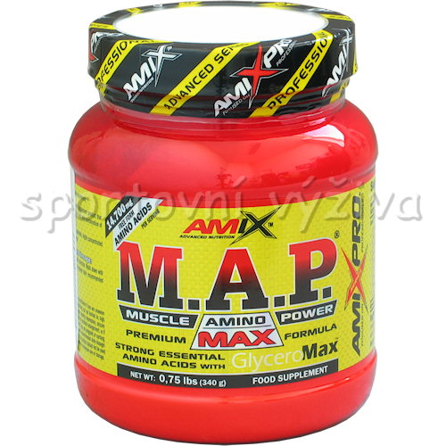 M.A.P. With Glyceromax 340g