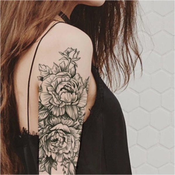 Nalepovací tetování - dámské vzory