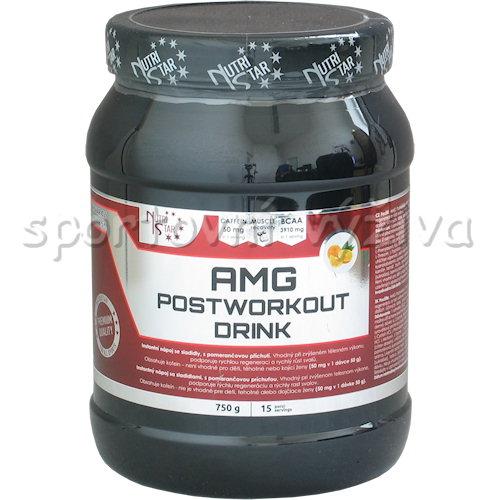 AMG Postworkout 750g-pomeranc