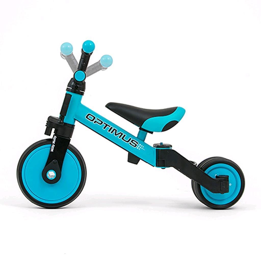 Dětská tříkolka 3v1 Milly Mally Optimus