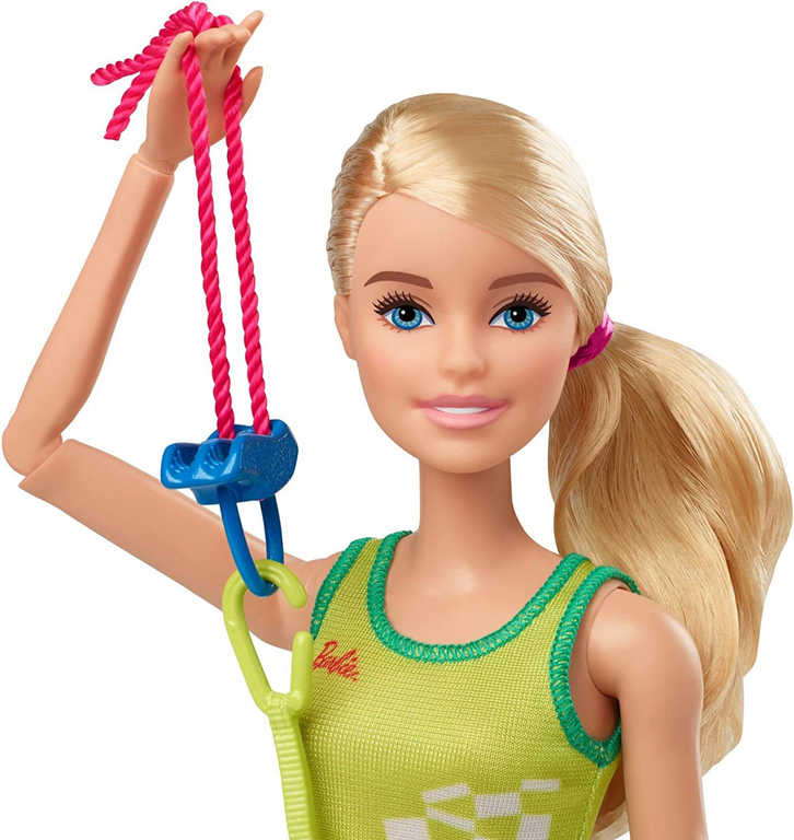 MATTEL BRB Panenka Barbie Olympionička Tokio 2020 set s doplňky 3 druhy